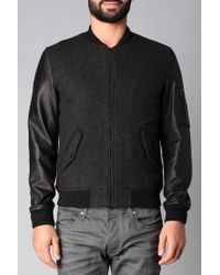 SELECTED | Gray Jacket for Men | Lyst