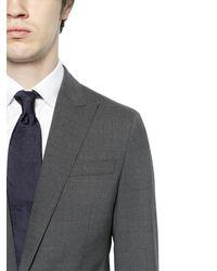 DSquared² - Gray Tokyo Light Stretch Wool Gabardine Suit for Men - Lyst