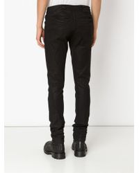 Julius - Black Loose Fit Trousers for Men - Lyst