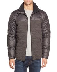 The North Face - Gray 'fern Canyon' Jacket for Men - Lyst