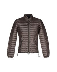 Duvetica - Gray Down Jacket for Men - Lyst