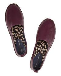 Proenza Schouler | Multicolor Leather Espadrilles | Lyst