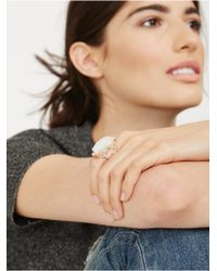 BaubleBar | Pink Corona Ring | Lyst