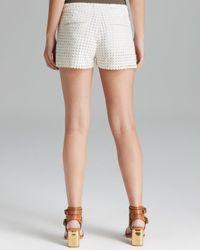 Dolce Vita - White Shorts Annie Lee Dot - Lyst