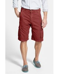 Gramicci | Red 'legion' Cargo Shorts for Men | Lyst