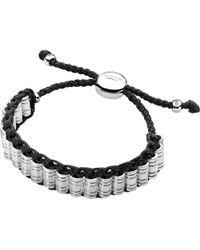 Links of London | Metallic Venture Sterling Silver Friendship Bracelet | Lyst