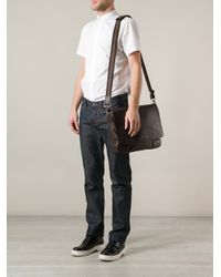 Brioni   Brown Classic Messenger Bag for Men   Lyst