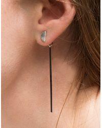 Need Supply Co. | Metallic Pier Earring | Lyst