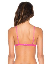 Cosabella | Purple Minoa Naughty Soft Bra | Lyst