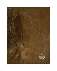 Denim & Supply Ralph Lauren | Metallic Small Locket Necklace | Lyst