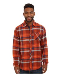 Marmot | Brown Anderson Flannel L/s for Men | Lyst