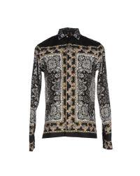 Dolce & Gabbana   Black Shirt for Men   Lyst
