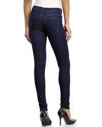 Eunina - Blue Skinny Jeans - Lyst