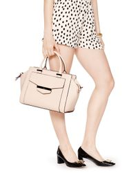 kate spade new york | Natural Kennedy Street Brooks | Lyst
