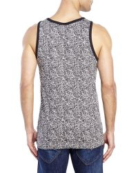 Wesc | Gray Never Enough Tank for Men | Lyst