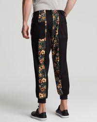 Y-3 - Black M Track Fashion Pants for Men - Lyst