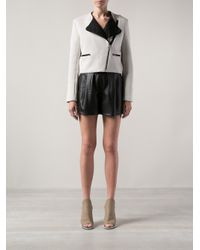 Thakoon Addition - White Quilted Jacket - Lyst