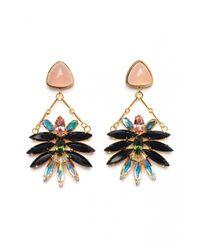 Lizzie Fortunato | Multicolor Jet Set Earrings | Lyst