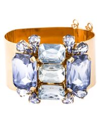 DSquared² | Blue Embellished Cuff | Lyst