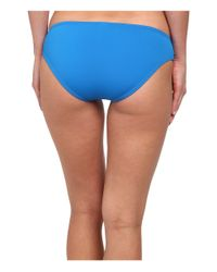 Tommy Bahama | Blue Pearl Side Shirred Hipster Bottoms | Lyst