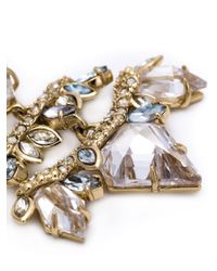 Alexis Bittar | Metallic Chandelier Earrings | Lyst