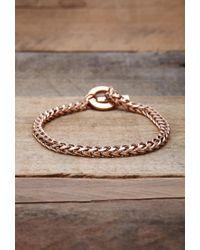 Forever 21 - Metallic Vitaly Cirkel Bracelet - Lyst