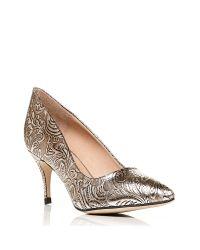 Moda In Pelle | Metallic Cammilas Medium Occasion Shoes | Lyst