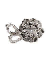 First People First - Metallic Brooch - Lyst