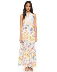 Banjanan | Multicolor Oak Maxi Dress | Lyst