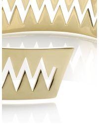 Annelise Michelson | Metallic Gold Carnivore Arm Cuff | Lyst