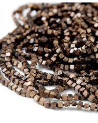 Jianhui   Metallic Ten Strand Multiway Necklace   Lyst