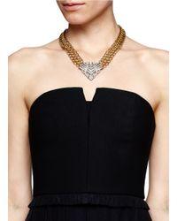 Lulu Frost | Metallic Snake Vintage Necklace | Lyst
