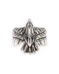 Pamela Love | Metallic 'aguila' Ring | Lyst