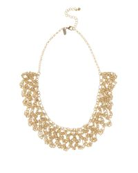 Coast | Metallic Sparkle Chain Necklace | Lyst