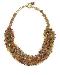 Rosantica | Multicolor Multicolour Il Mondo Acetate Bead Necklace | Lyst