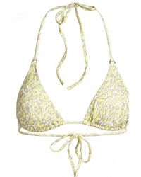 Melissa Odabash | Yellow Brazil Triangle Bikini | Lyst