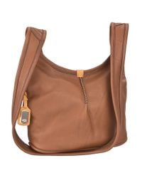 UGG | Brown Carmen Small Crossbody Hobo Bag | Lyst