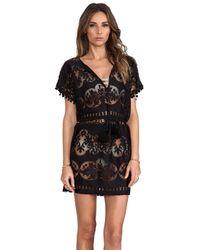 Tigerlily | Achla Dress in Black | Lyst