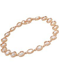 Irene Neuwirth - Metallic Diamond Rose Gold Bracelet - Lyst