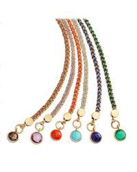 Astley Clarke | Let's Dance Green Quartz Bracelet | Lyst