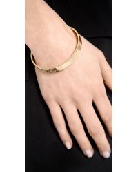 Samantha Wills - Metallic Astrology Bangle Bracelet  Scorpio - Lyst