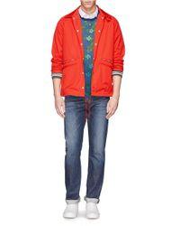 Rag & Bone - Blue 'fit 2' Jeans for Men - Lyst