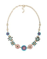 Ziba | Multicolor Bárbara Necklace | Lyst