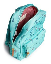 Herschel Supply Co. - Blue 'Settlement' Flamingo Print Kids Backpack for Men - Lyst