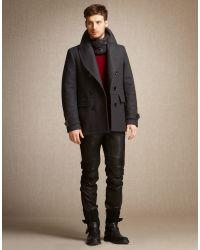 Belstaff | Lincefield Jumper In Dark Red Cashmere Blend for Men | Lyst