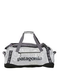 Patagonia | White Black Hole Duffle Bag for Men | Lyst