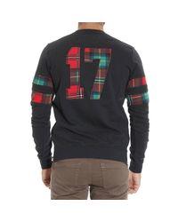 Hydrogen - Black Sweater for Men - Lyst