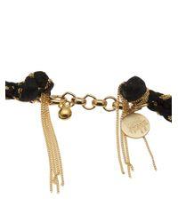 Venessa Arizaga - Black Undertow Necklace - Lyst