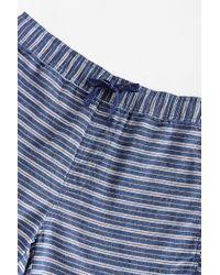 Patagonia - Blue Baggie Natural Short for Men - Lyst