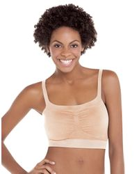 Spanx | Natural Pillow Cup Signature Unlined Full Coverage | Lyst